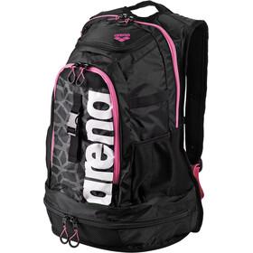 arena Fastpack 2.1 Backpack 45l black x-pivot-fuchsia